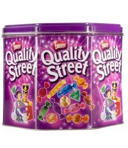 Quality Street Dose 2,9kg 18,69 EUR +  4,95 EUR Versand @scandinavian-park.com