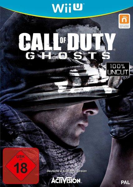 Call Of Duty: Ghosts (Wii U & PS3) (PEGI, Spiel auch Deutsch) für 11,95€