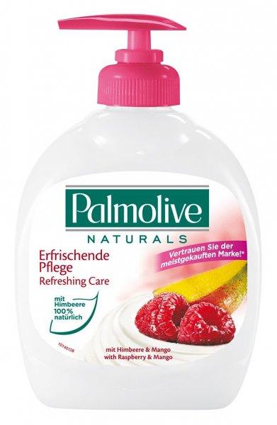 [MÜLLER bundesweit] KW16 Palmolive Flüssigseife (je 250 - 300 ml) 6 Spender für 3,70 € (Angebot + Coupon) [Gültig bis 18.04.2015]