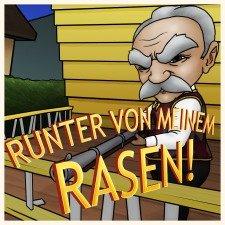 [PS Vita] Runter Von Meinem Rasen!