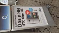 HTC One M9 bei Base 529 Euro
