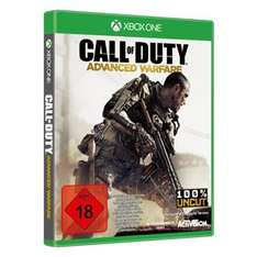 Call of Duty Advanced Warfare (alle Platformen) @ real LOKAL/ONLINE 34,97€