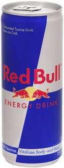 Red Bull Energy Drink - Dose 0,25 l @REAL 0,74€