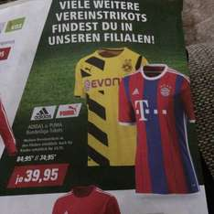 (Bundesweit) Intersport Voswinkel Bundesliga Trikots je 39,95€