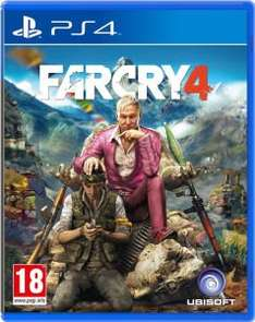 [Zavvi.de] Far Cry 4 Limited Edition PS4