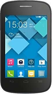 [Real on und off] Alcatel oneTouch POP c1 4015D günstiges Dual-Sim phone