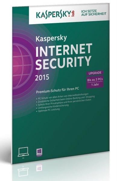 Kaspersky AntiVirus 2015 3 PC 1 Year | Download | Gameladen.com