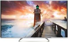 Panasonic TX-55AXW634 139 cm (55 Zoll) ULTRA-HD-LED-Fernseher (4 K, 1200Hz bls, DVB-S2/T2/C Tuner, W-LAN, DLNA, Internet Apps, Smart TV, Hbb TV, USB-Recording, 3x HDMI, 2x USB) @amazon