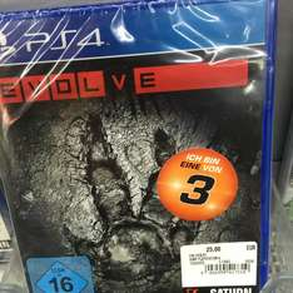Berlin/Lokal Knaller 25€ für PS4/One Games (Fast alle) +PC