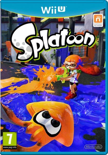 Splatoon (Wii U) für 32,99 Euro vorbestellen