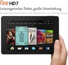 Fire-Tablet HD-7 (8GB) für 79€ @Amazon