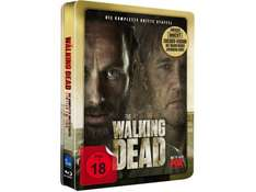 The Walking Dead - Staffel 3 (Steelbook Uncut mit magnetischer 3D Lentikularkarte) @saturn super sunday 19,99€ inkl. Versand.