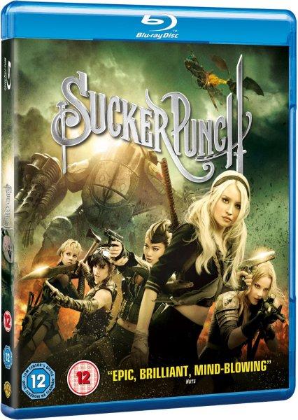 Blu-ray - Sucker Punch ab €4,82 [@Wowhd.de]
