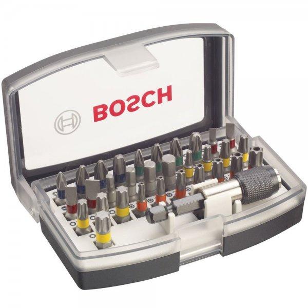 [Ebay] BOSCH Bitset Bit-Box 32 tlg inkl. Bit-Halter für 8,99€