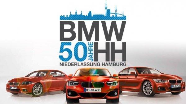 KOSTENLOSES M-SPORTPAKET ZUM JUBILÄUM bei BMW NL Hamburg
