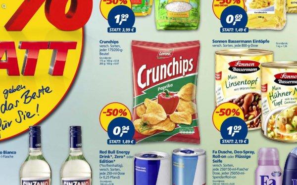 [Real - (nur)Berlin(?) ] Crunchips 175/200g für 94cent - Erinnerung