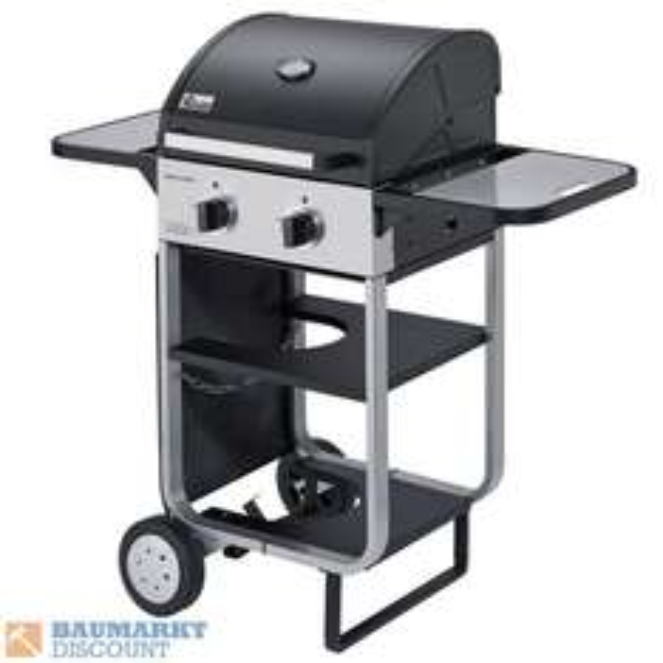 """[ebay] Gasfleischheißmachmaschine """"Enders/Mr. Gardener  Gasgrill Vancouver 2-flammig"""""""