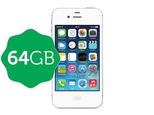 Apple iPhone 4s 64GB Refurb