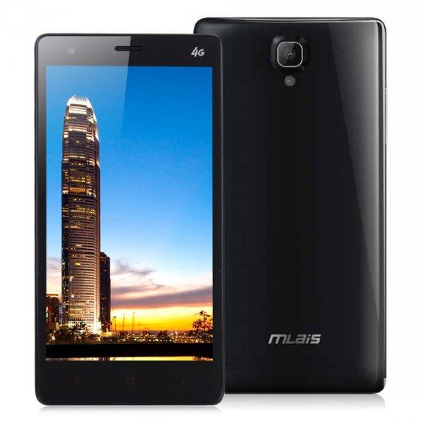 """Smartphone Mlais M52 4G 64bit 1,7Ghz octa core 2GB Ram 5,5"""" 1280 x 720 für 118,62 (141 incl. Eust) von Everybuying"""