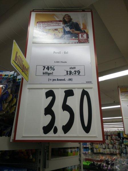[Kaufland] Persil Flüssigwaschmittel 3,5L
