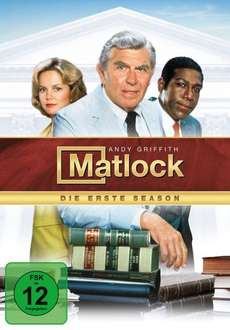 Amazon Prime - Matlock - Season 1 [7 DVDs] Nur 9,99 € - Idealo ab 42,99 €