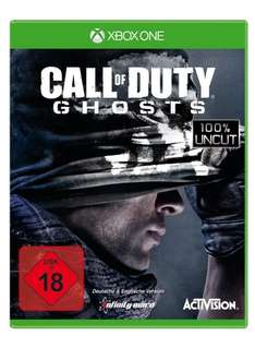 Xbox one / Call of Duty: Ghosts (100% uncut) / 16,03 €