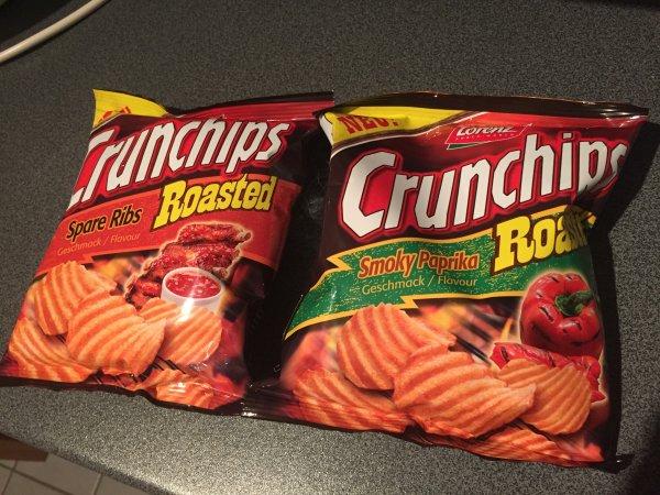 20g Crunchips Tütchen bei REAL - eventuell nur lokal