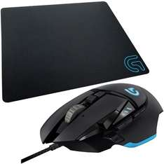[Amazon] Logitech G502 Proteus Core Gaming-Maus inkl. GRATIS Logitech G240 Cloth Gaming-Mauspad