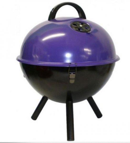 [eBay] Mini-Kugelgrill Grillsaison ist eröffnet!