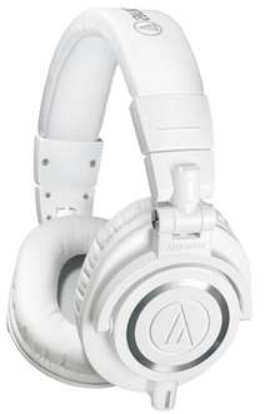 Audio-Technica ATH-M50 X White - geschlossener Kopfhörer