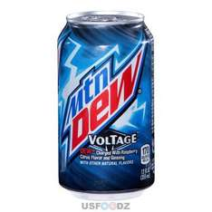 Mountain Dew VOLTAGE, 24 x 355ml, MHD: 23.05.2015 @ebay Preisvorschlag