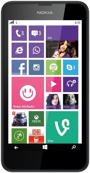 [amazon.fr / nur für Franzosen / seulement pour des Français] Nokia Lumia 635 weiß mit LTE