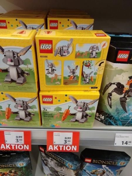 [Lokal Hamburg Harburg] Lego Osterhase 40086 @ Spiele Max Offline