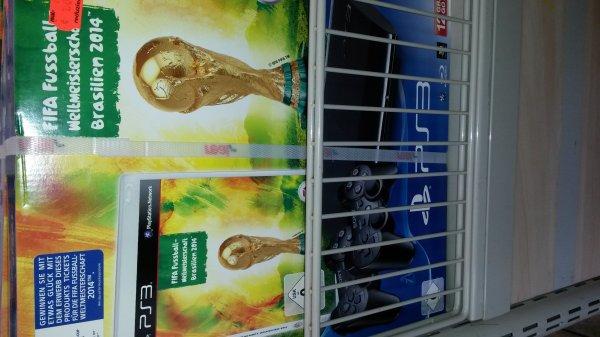 Real [lokal wolfenbüttel] Zeltverkauf Playstation 3 Bundle