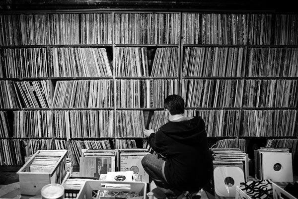 [Müller, Bundesweit] 20% Rabatt auf alle Vinyl - Platten am 18.04.2015