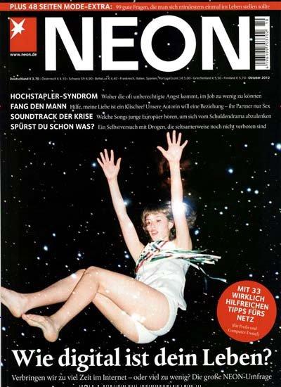 NEON Magazin für effektiv 12€ [1 Jahr]