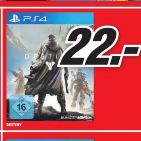 [LOKAL] Köln Marsdorf Destiny PS4 22€