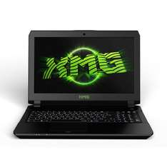 Gaming-Notebook XMG P505 (87% bei Notebookcheck)
