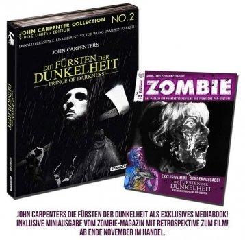 Die Fürsten der Dunkelheit - Uncut (Blu-ray) Mediabook [Limited Edition] für 22€ @Alphamovies