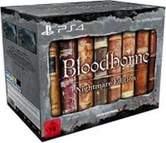 Bloodborne Nightmare Edition PS4 für 104,80€ inkl. VSK