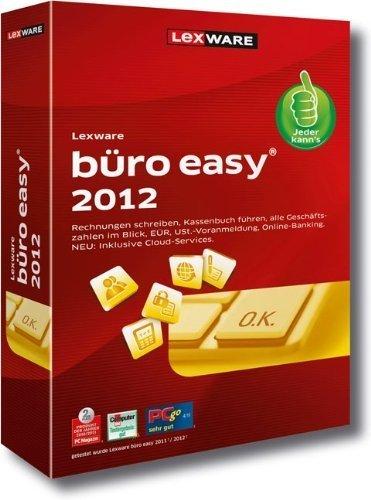 [Amazon.de] Lexware: Büroeasy 2012 / 8.0 - Vorteilsedition (deutsch)