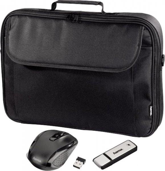 [Digitalo] Notebookset (Notebooktasche bis 17,3'' + Funkmaus + 4GB-USB-Stick) für 17,99€