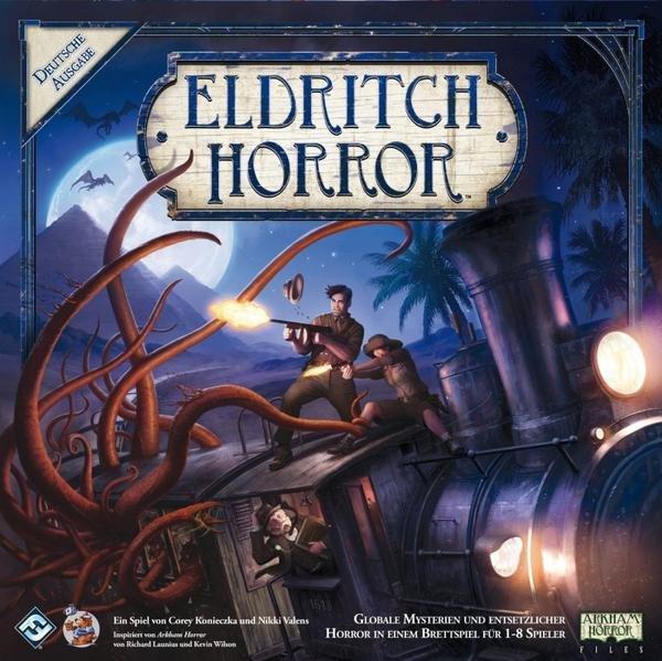 [thalia] diverse Brettspiele - Eldritch Horror, Maus und Mystik, Camel Up