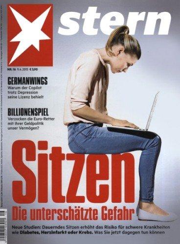 """""""Stern"""" Jahresabo + 120€ Best Choice-Gutschein für 202,80 €"""