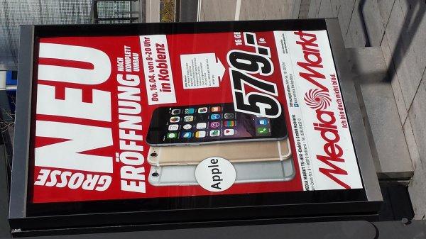 [Lokal] Iphone 6 (16GB)