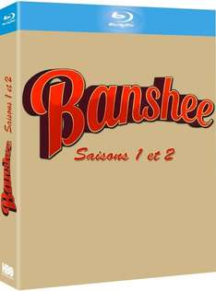 Banshee - Staffel 1 & 2  [Blu-ray] inkl. Vsk für 39,49 € (mit Deutscher Tonspur) > [amazon.fr]