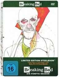 [Saturn Köln Hansaring] Breaking Bad Limited Edition Steelbooks (Blu-Ray) für je 12,99 EUR