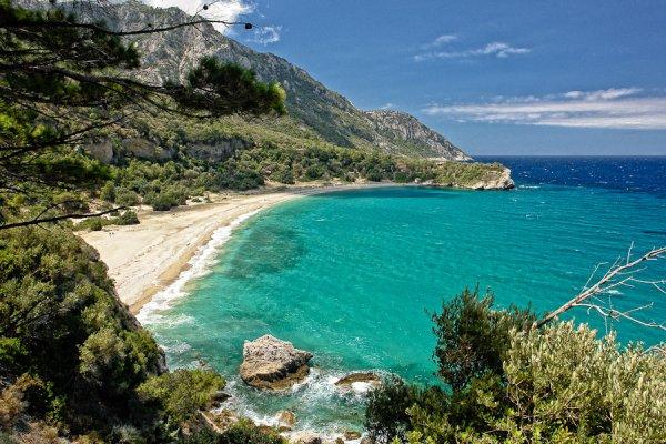1 Woche Samos (Griechenland) ab TXL oder HH:  7. bis 14. Juli 276 pP oder 14. bis 21. Juli 299 Euro