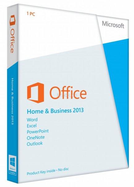 Rakuten Microsoft Office Home and Business 2013 Vollversion