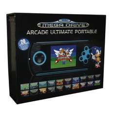 SEGA Megadrive Arcade Ultimate Portable Games Console für 37.79€ @ 365games.co.uk